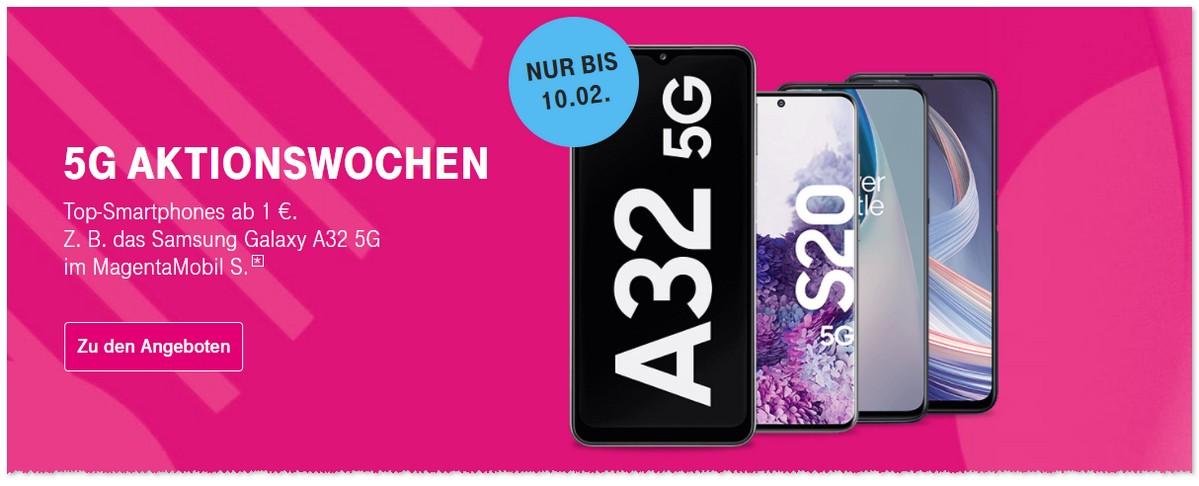 Telekom 5G Wochen