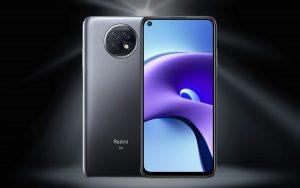 Blau Allnet-Flat + Xiaomi Redmi Note 9T (5G)