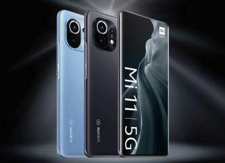 Telekom green Xiaomi Mi 11