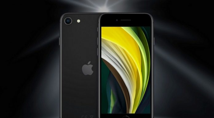 Vodafone green mit iPhone SE