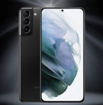Vodafone Smart L Plus mit Samsung Galaxy S21 Plus