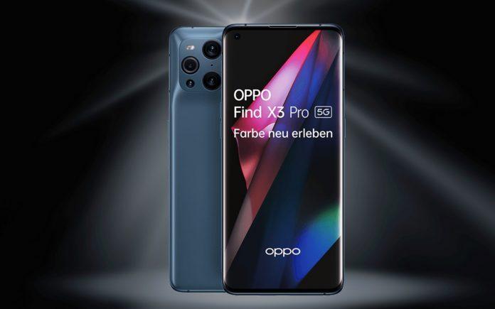 Vodafone Smart XL mit Oppo Find X3 Pro