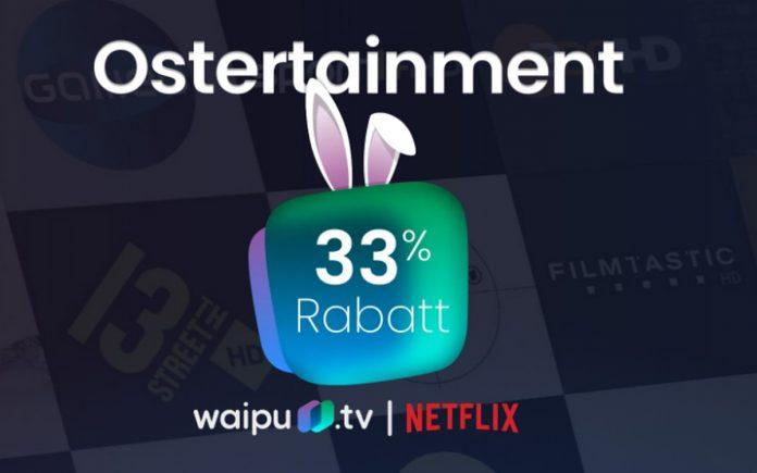 waipu.tv Aktion
