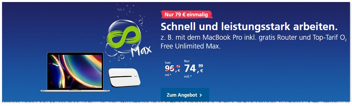 o2 Home Office Angebote