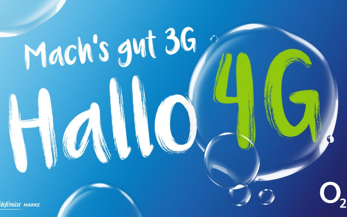o2 Wechselangebote mit 4G