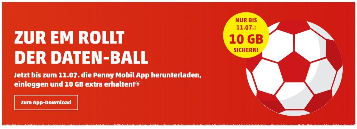 PENNY mobil Daten-Ball