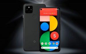 Vodafone green mit Google Pixel 5