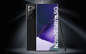 Vodafone Smart XL mit Samsung Galaxy Note 20 Ultra