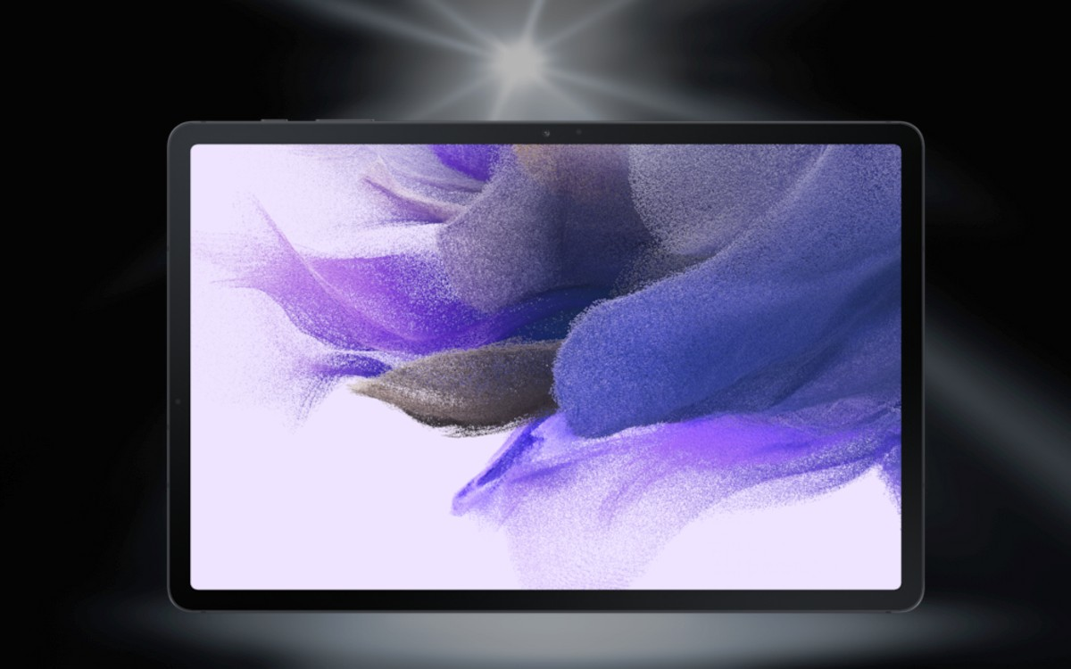 Blau Allnet mit Tablet