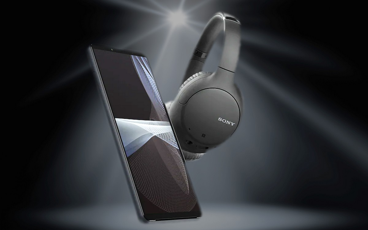 Sony Kopfhörer gratis zum Sony Xperia III (5G)