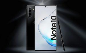 Super Select Tarif + Samsung Galaxy Note 10