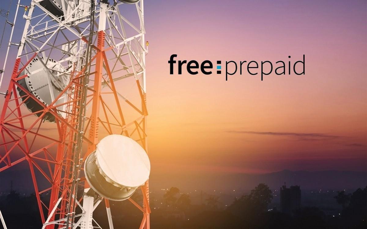 free prepaid Netz