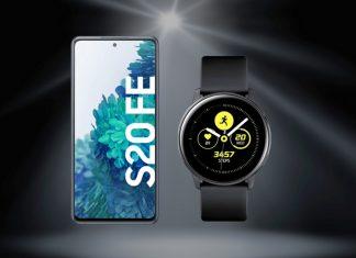 FYVE mit Samsung Galaxy S20 FE
