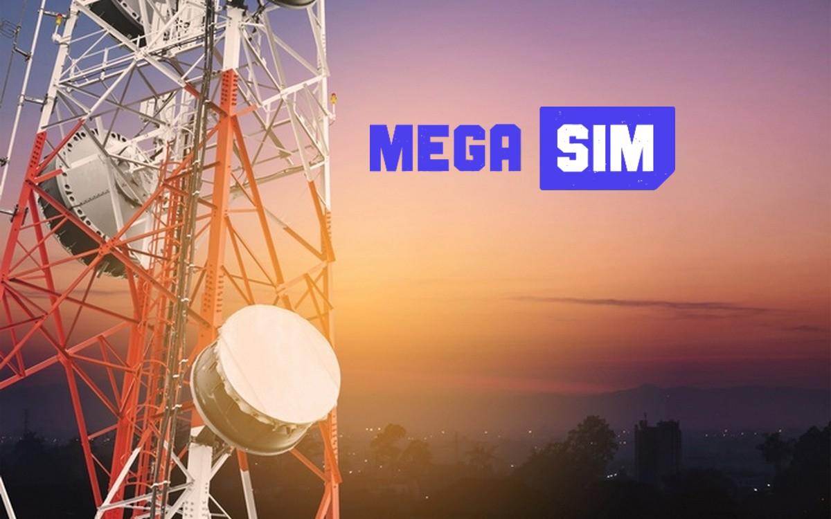 Mega SIM Netz