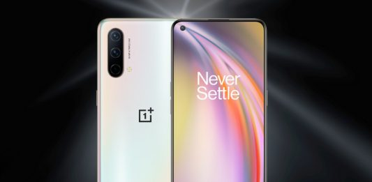 o2 Blue mit OnePlus Nord CE