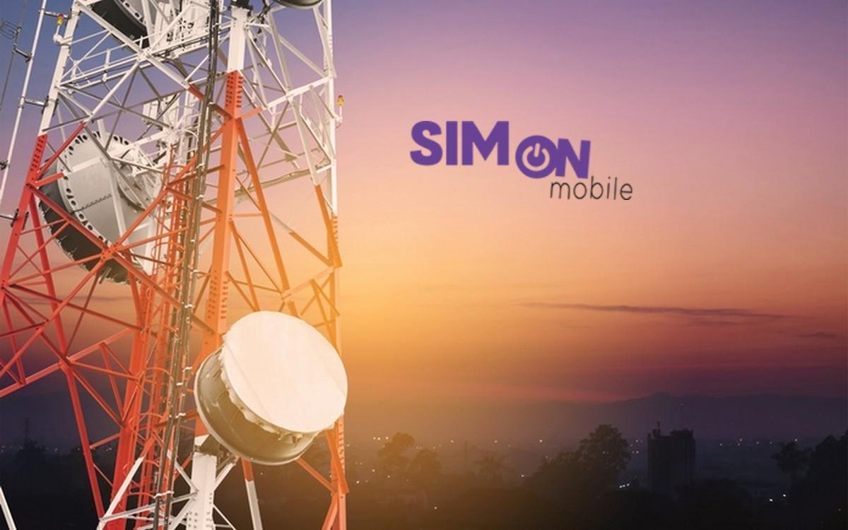 SIMon mobile Netz