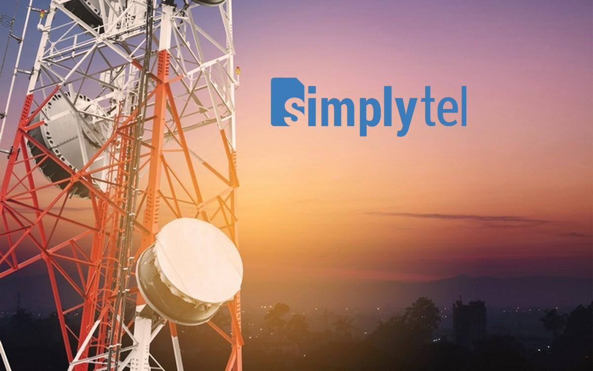 simplytel Netz