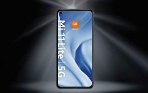 Blau: Xiaomi Mi 11 Lite 5G
