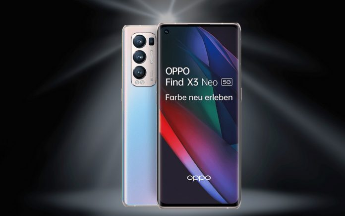 congstar Oppo Find X3 Neo