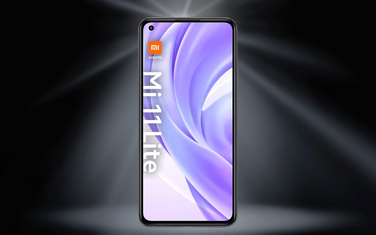 Super Select mit Xiaomi Mi 11 Lite