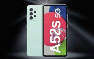 congstar Allnet-Flat + Samsung Galaxy A52s