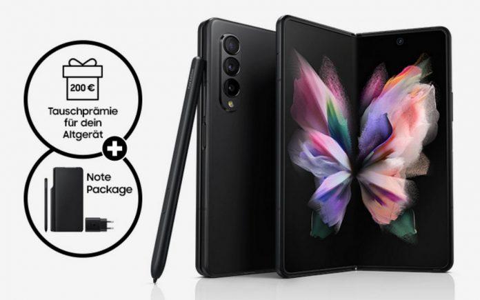 Samsung Note Package gratis