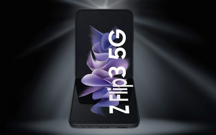 Telekom green LTE (md) + Samsung Galaxy Z Flip 3 5G