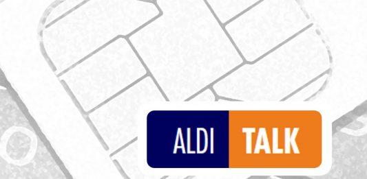 ALDI TALK mit Datenvolumen geschenkt Aktion