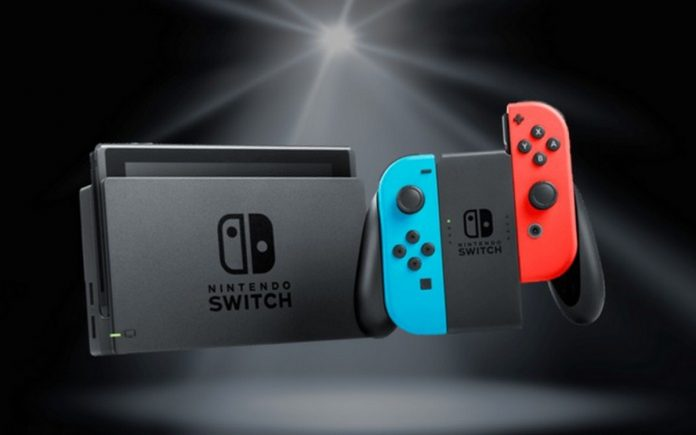 crash Allnet-Flat mit Nintendo Switch