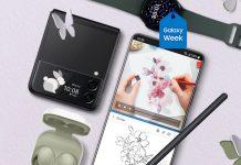 Samsung Galaxy Week