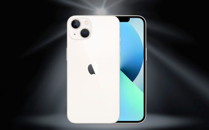 Vodafone Smart L Plus mit iPhone 13