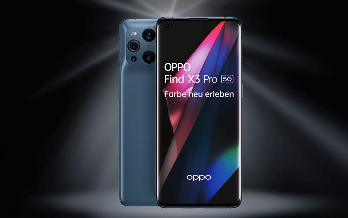 1&1 Oppo Find X3 Pro