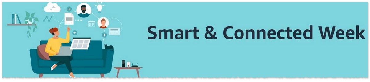 Amazon Smart Connected