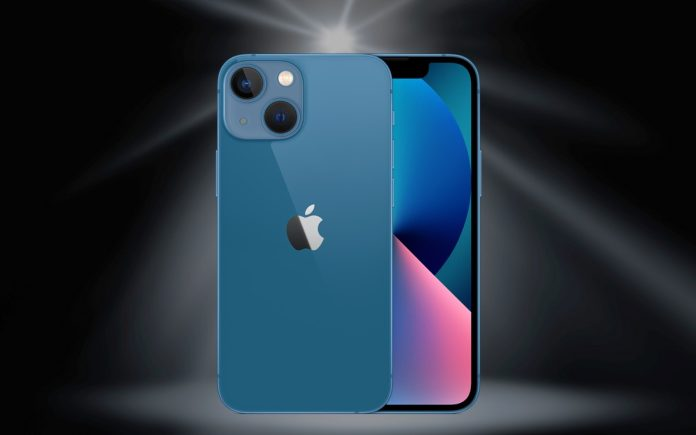 o2 Free M iPhone 13 mini