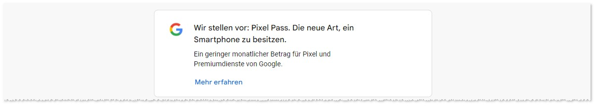Pixel Pass in Deutschland