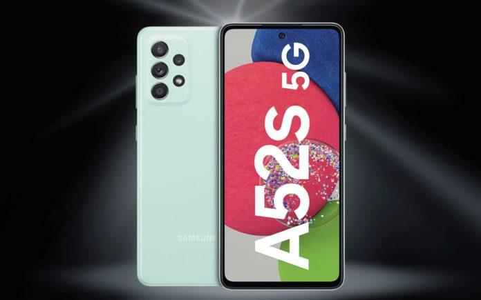 Telekom green mit Samsung Galaxy A52s